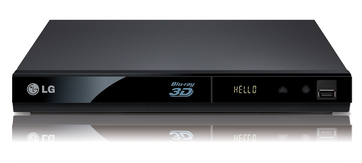 DVD and Blu-ray players