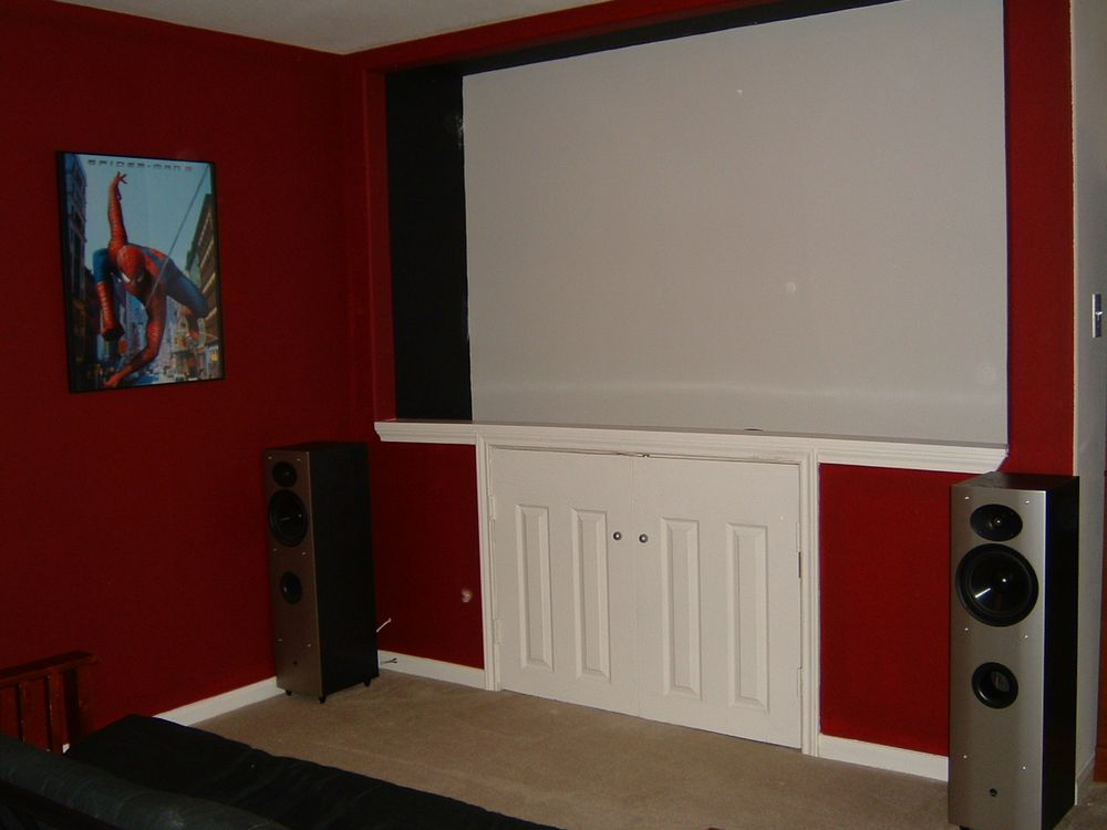 Projector installation services in Houston, TX | Home AVI